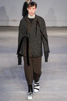 Damir Doma Fall 2017 Menswear Collection Photos - Vogue