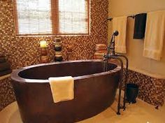 Image result for rustic bathroom