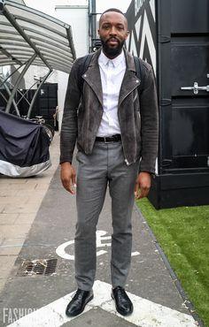Stephen's Style | Street Style Photos at FashionBeans.com