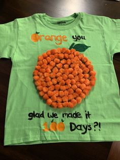 The day of school tends to sneak up on us every year. Plan ahead with these 100 days of school shirt ideas to fit any kid's personality. 100th Day Of School Crafts, 100 Day Of School Project, First Day Of School, School Fun, School Projects, School Ideas, 100 Day Project Ideas, School Stuff, School Shirts