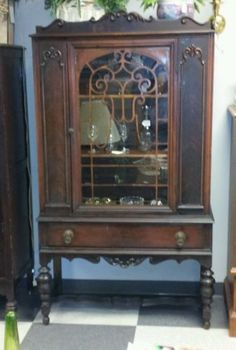1000 Images About China Cabinets 1920 S On Pinterest Antique Sideboard Buffet And
