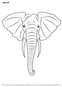 Elephant is a big animal and is found in various parts of the world. It is liked by kids of every age.