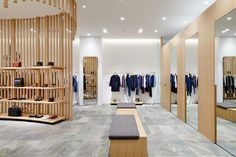 A.P.C. Reopens Its Flagship Store in Kyoto