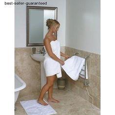 Heated-Towel-Rail-Bathroom-Bath-Towel-Warmer-Electric-Rack-Small-Wall-Radiator