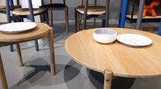No te pierdas la increíble propuesta de mobiliario de Perceptual. Diseño. Mobiliario. Madera. Color. Mesa. Plato. Encuentra dónde comprar este diseño y Producto en Colombia.