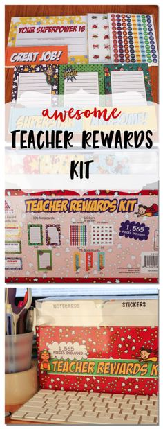 Cookwith5Kids   Praise your students properly with the Teacher Rewards Kit…