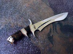 Freedom Fighter by Bill Luckett http://www.billluckettcustomknives.com