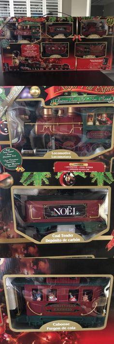North Pole Express Train Set FBM https://www.amazon.com/dp ...