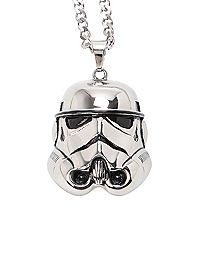 HOTTOPIC.COM - Star Wars Stormtrooper Necklace