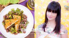 Salada de Quinua | Vamos pra Cozinha #12
