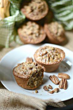 Pecan Pie Muffins ~