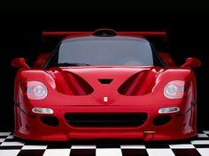 Phenomenal Ferrari F50 GT