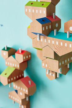 James Paulius' Sky Villages