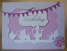 The Happy Crafter: My Docrafts Projects