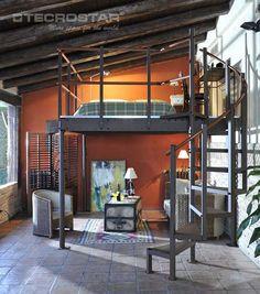 tecrostar-loft-bed-bunk-bed-mezzanine-entreplanta-mezzalit-altillo-T15-17