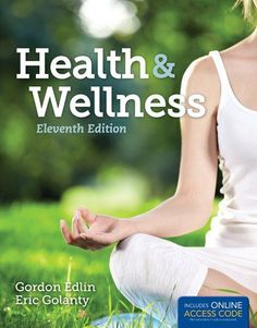 Health & Wellness, 11th Edition - http://yourpego.com/health-wellness-11th-edition/?utm_source=PN&utm_medium=http%3A%2F%2Fwww.pinterest.com%2Fpin%2F368450813235896433&utm_campaign=SNAP%2Bfrom%2BHealth+Guide