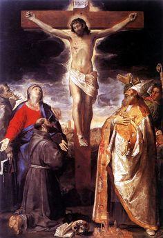 1583_Annibale_Caracci,_Crocifissione_Santa_Maria_della_Carità,_Bologna