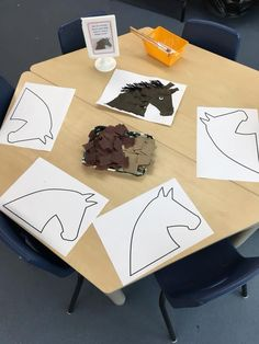Horses Continuous Provision – Best Art images in 2019 Farm Activities, Preschool Themes, Toddler Activities, Preschool Activities, Horse Crafts, Animal Crafts, Art For Kids, Crafts For Kids, Arts And Crafts
