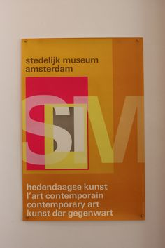 Wim Crouwel – Selected Posters | Part 2 of the excellent exh… | Flickr - Photo Sharing!
