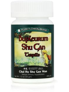 Bupleurum Shu Gan Teapills, by Plum teapills For migraine and tension headaches. Chinese Herbs, Chinese Medicine, Health Tonic, Plum Flowers, Good Manufacturing Practice, Warm Food, Herbalism, Health And Fitness