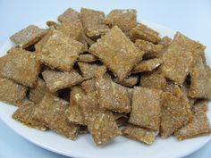 Homemade Dog Treats: Apple Carrot Bits