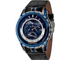 Edox Grand Ocean Regulator Automatic Men's Automatic Watch ►► http://www.gemstoneslist.com/mens-watches/edox-mens-watches.html?i=p