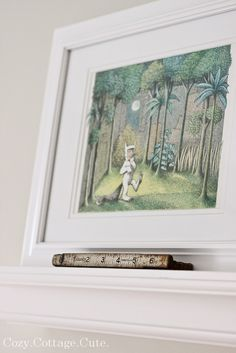 Cozy.Cottage.Cute.:   Frame pictures form children's' books