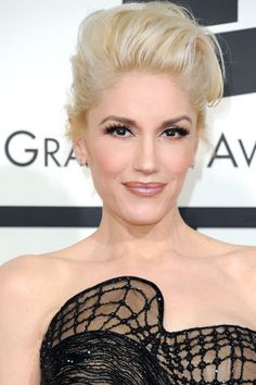 The best beauty looks from the Grammys red carpet: Gwen Stefani