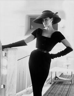 Fashion Show. Italiana, 1953.Erik Holmén