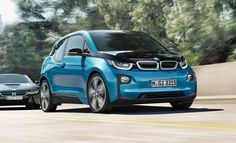 The 2017 BMW i3 will go up to 114 miles on a charge, thanks to a more potent battery. Read more about the changes to the i3 and see pictures at Car and Driver.