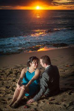 Wedding photographer Rincon Puerto Rico. Sunset beach photography www.rinconimages.com