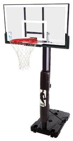 Huffy Sports 68529CA 50-Inch Acrylic Portable Basketball System, Portable Boards - Amazon Canada