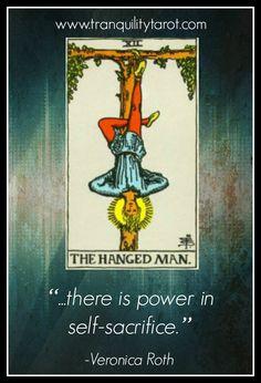 The Hanged Man - Sacrifice