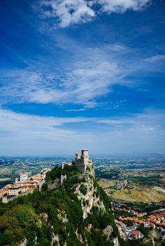 "satakentia: ""San Marino, Italy (by perahia) """
