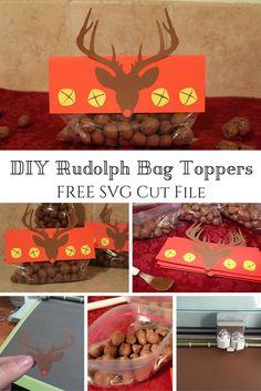 FREE Rudolph Treat B