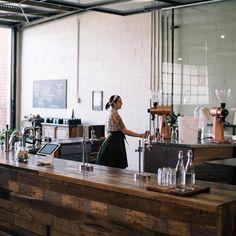 Bar nine coffee , los Angeles