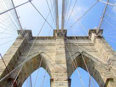 New York • Brooklyn Bridge • octobre 2013