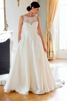 Wedding Dresses in Leeds Designer Gowns from Scarlet Poppy
