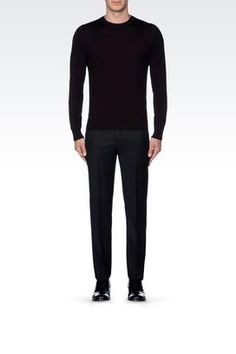 Pantaloni Emporio Armani Uomo su Emporio Armani Online Store
