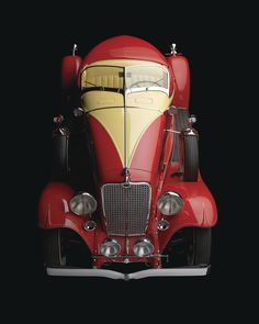 ~Auburn TWELVE CUSTOM SPEEDSTER, 1933~