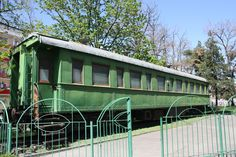 Stalin's carriage at Gori