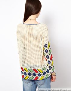 Facebook: Crochetemoda