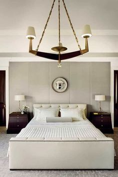 Brand: Baker Furniture Model: Paris Bed - Cal. King #designselect #bed #baker