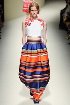Alberta Ferretti Spring/Summer 2014 - Shows - Fashion - GLAMOUR Nederland