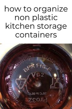 kitchen organization ideas storage containers. Easy ways to organize your cookware and storage containers. kitchen organization tips, kitchen organization ideas. #hometalk #kitchenstorage #kitchenorganization