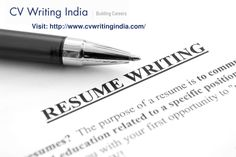 Professional Resume Writing Looking For Resume Writing Services Cvwritingindia Offers