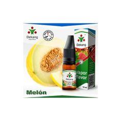 E-líquido con sabor a Melón Dekang para recargar los cigarros electrónicos. Ideal para uso en E-Cartomizadores ó Cigarros Electrónicos, tipo Ego. Gradación (0mg, 6mg, 12mg, 18mg, 24mg). Bote de 10 ml. (100% certificados. OFERTÓN: 4,50€ Envio 24-48 horas http://www.elpelicano-vapeador.es/sabor-frutas-delicias/23-melon-e-liquido-cigarrillo-electronico.html