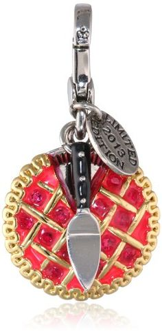 Juicy Couture Limited Edition 2013 Cherry Pie Charm on sale at The Bagtique http://www.amazon.com/dp/B00EOOFAYY/ref=cm_sw_r_pi_dp_VQcytb0T0B9ETJEQ