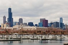 A beautiful Chicago Skyline and a personal rediscovery of this amazing city in the latest issue of VRAI Magazine