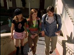 "And finally, this entire picture. | The 27 Most '90s Outfits Worn On ""Buffy The Vampire Slayer"""